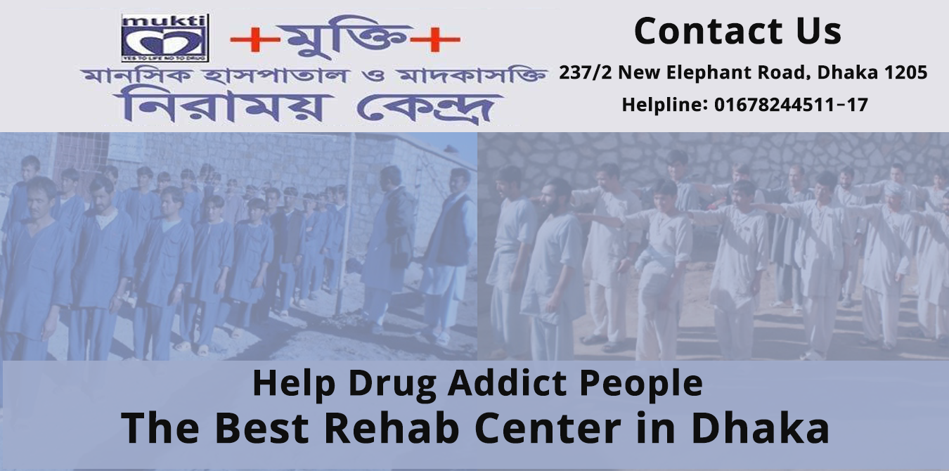 best Drug treatment Center in dhaka
